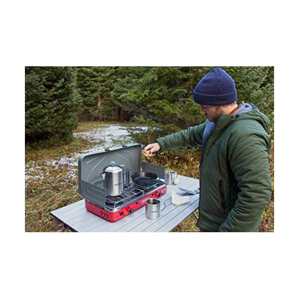 Camp Chef Everest 2 Burner Stove 3