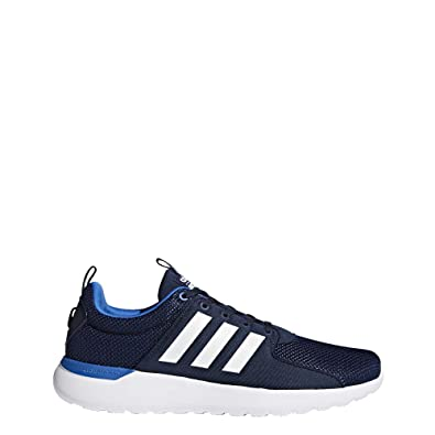 73a86083 Image Unavailable. Image not available for. Colour: adidas neo Men's Cf  Lite Racer Conavy/Ftwwht/Blue Running Shoes ...