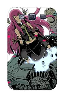 Acxbwg-160-xqtckzk Anime Vocaloid Fashion Tpu Case Cover For Galaxy S3, Series