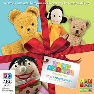 Playschool Anniversary Collection - 45 Years Audiobook