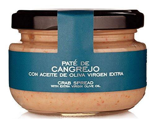 La Chinata Paté de Cangrejo con Aceite de Oliva Virgen Extra – 125 gr