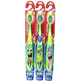 Colgate SpongeBob Extra Soft Kids Toothbrush (Pack of 6)