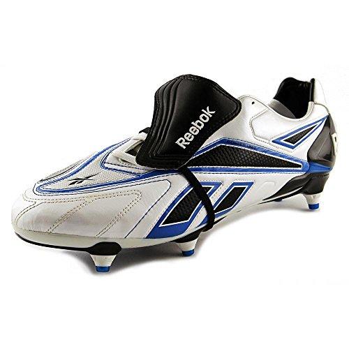 Sg White Soccer Shoes - 3