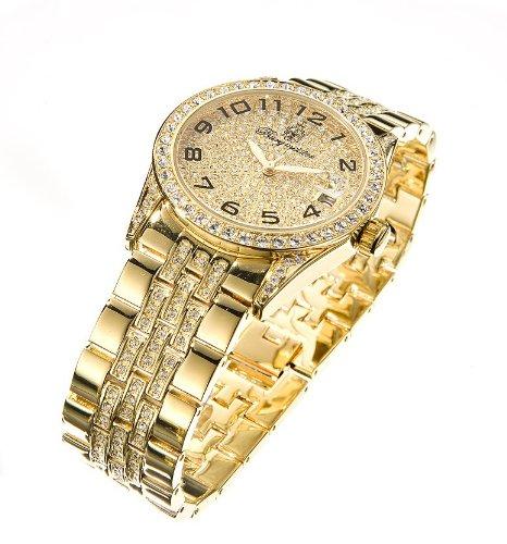 Burgmeister Men's BM119-299 Diamond Star Analog Watch