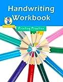 Handwriting Workbook: Workbooks for Kindergarteners