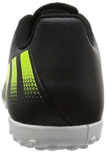 adidas Herren Ace 16.3 Cage Fußballschuhe Schwarz (core Black/solar Yellow/crystal White)