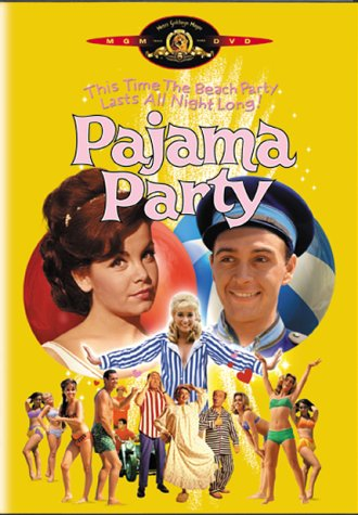 Pajama Party by MGM (Video & DVD)