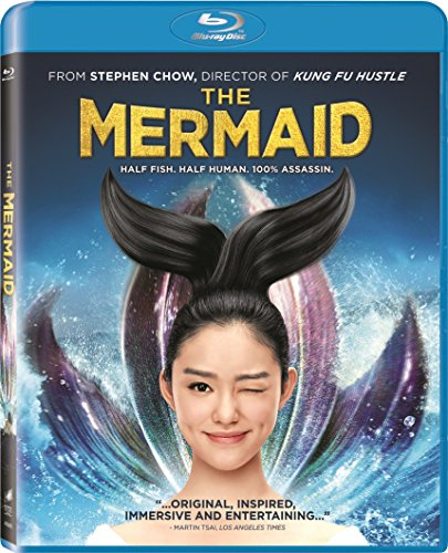 Blu-ray : The Mermaid (Ultraviolet Digital Copy)