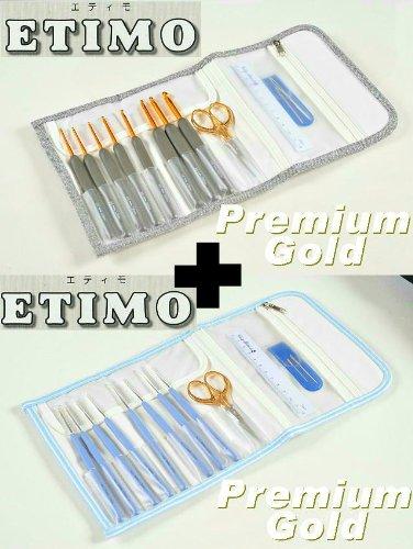 ETIMO エティモ DX-GGセット 【かぎ針G+レース針Gセット】   B00K7PIH1M