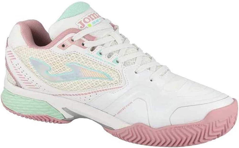 Joma Set Lady, Zapatos de Tenis Mujer