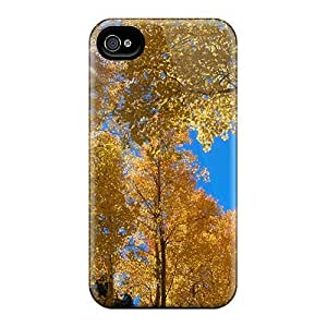 TYH - Protection Case For Iphone 6 4.7 / Case Cover For Iphone(autumn) ending phone case
