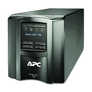 APC Smart-UPS 750VA -  SMT750I - Sistema de alimentación ininterrumpida SAI