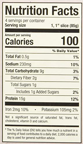 Pacific Foods Organic Seitan, Original, 12 Ounce by Pacific Foods (Image #1)