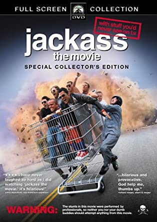 Jackass The Movie Full Screen Special Edition