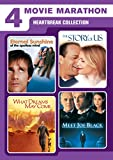 4 Movie Marathon: Heartbreak Collection (Eternal Sunshine of the Spotless Mind / What Dreams May Come / Meet Joe Black / The Story of Us)