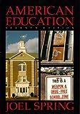 American Education, Spring, Joel H., 0070605572