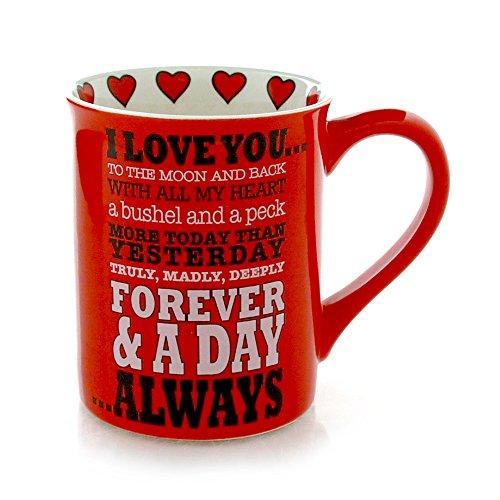 Our Name Love Always Stoneware