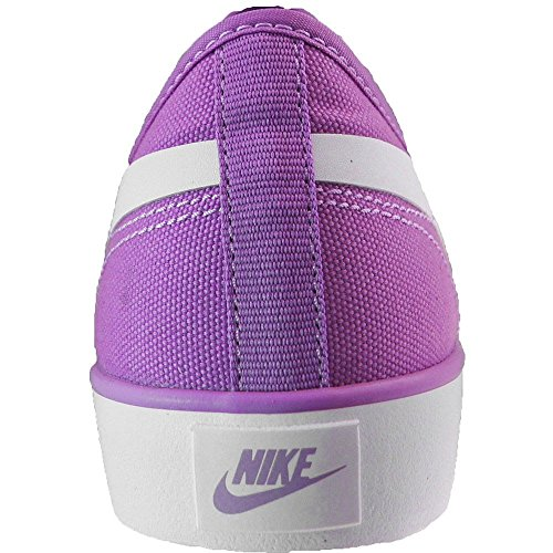 Nike - Wmns Primo Court Canvas - Color: Bianco-Viola - Size: 40.5