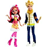 Ever After High Epic Winter Daring Charming and Rosabella Beauty Dolls 2-Pack