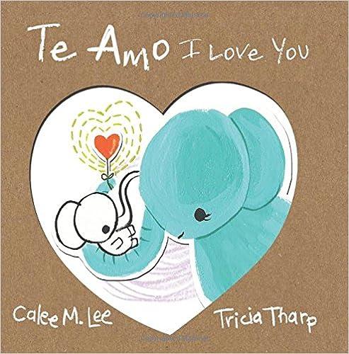 Te Amo Valentine Book