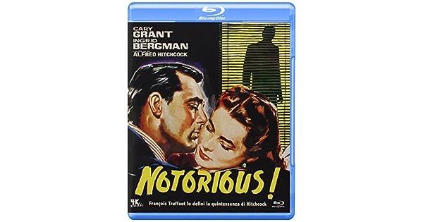 Amazon.com: Notorious [Italian Edition]: cary grant, ingrid ...