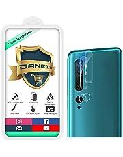 Película De Vidro Temperado Para Câmera Xiaomi Mi Note 10 E 10 Pro 6.47 Polegadas Proteção Da Lente Blindada Anti Impacto Top Premium - Danet