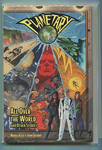 Planetary -All Over The World And Other Places Windstorm/DC Comics TPB CBX8