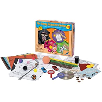 Young Scientist Series - Set 11: Stars (Kit 31) - Planets (Kit 32) - Forces (Kit 33)