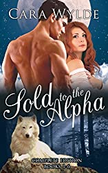 Sold to the Alpha: A BBW Wolf-Shifter Romance (Complete Edition)