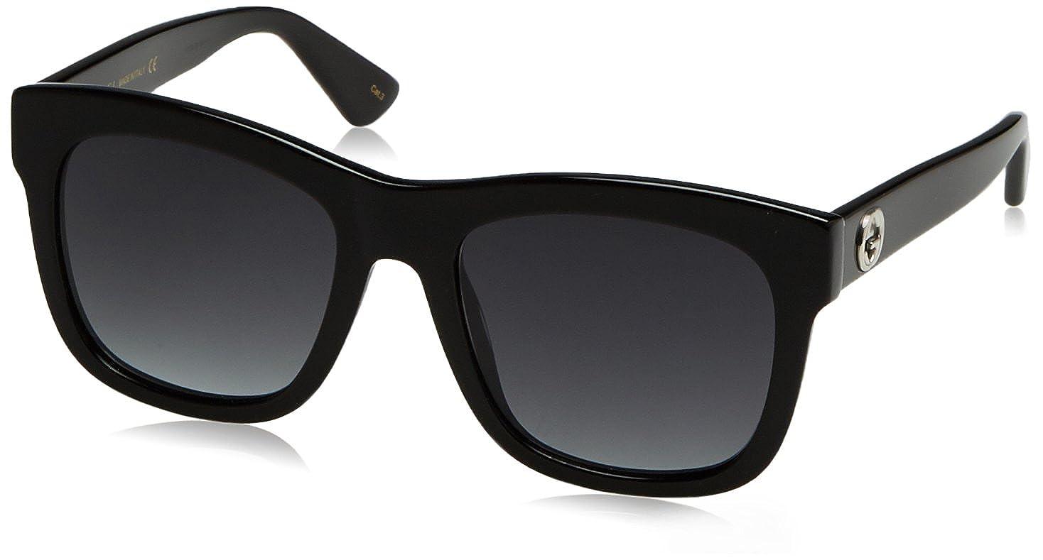 201ffd172f Gucci Gucci 54mm Retro Sunglasses  Amazon.in  Clothing   Accessories