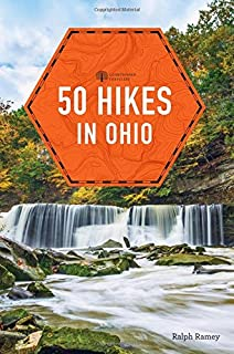 Book Cover: 50 Hikes in Ohio