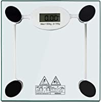 VIGIND Precision Digital Body Weight Bathroom Scale, Weighing Scale with Lighted Display ,Step-On Technology, LCD…