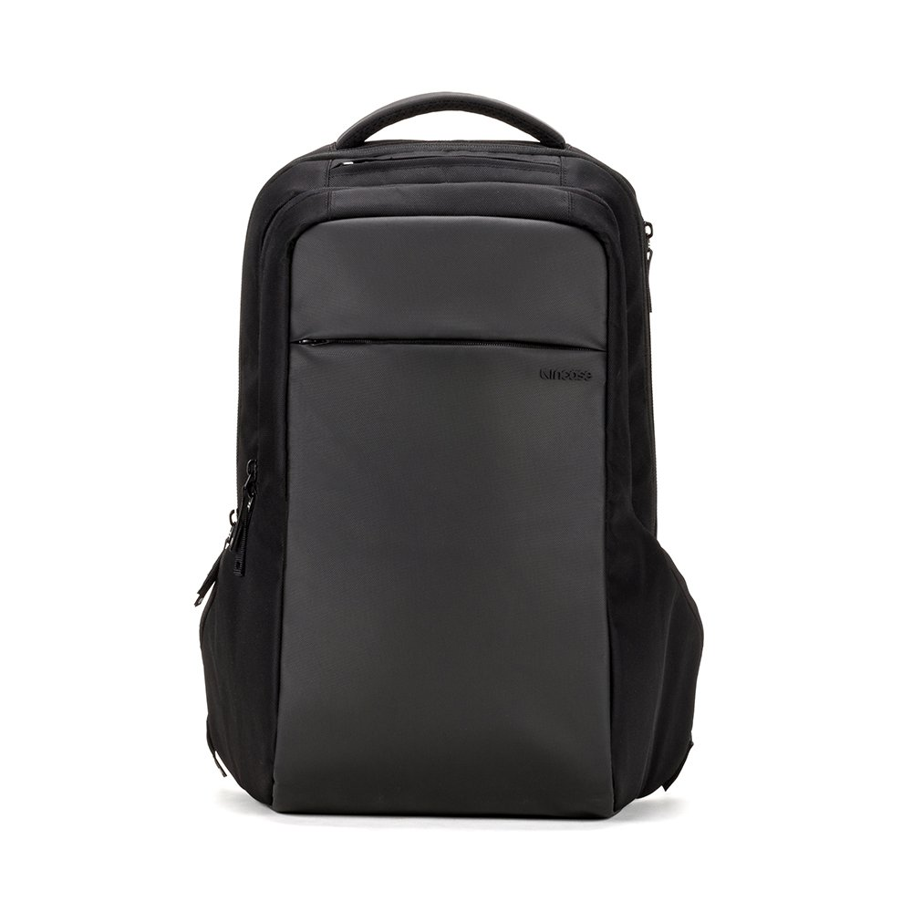 ICON Triple Black Backpack