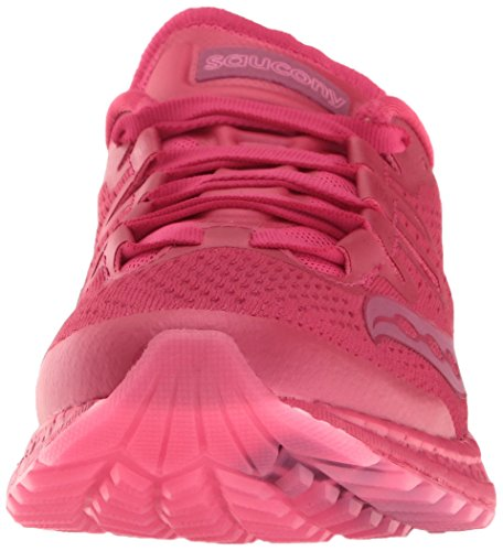 Saucony Pink Women's rosado Correr ISO Para Freedom SS17 Berry Zapatillas rgw6rzqx
