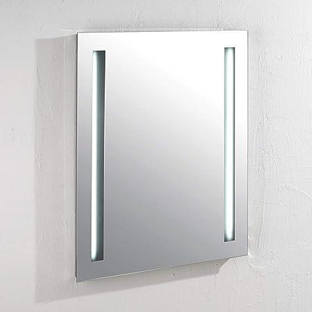Mobile Bagno Specchio Contenitore.Dzwlyx Mobile Bagno Sospeso Specchio Contenitore Armadietto A