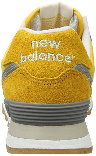New Balance Ml574hrk D Outdoor, Zapatillas para Hombre Amarillo (Yellow)