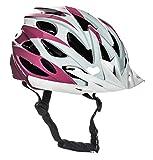 Sport Direct 22 Vent Girls Pink Junior Helmet 54-56cm