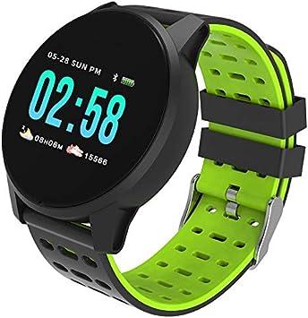 HONGDELI KY108 Smart Watch IP68 Blood Pressure Heart Rate Monitor ...