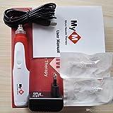 Aronllore NEW Fashion Auto Skin Care Derma Pen Motorized Micro Needle 0.25mm to 2mm Eu plug