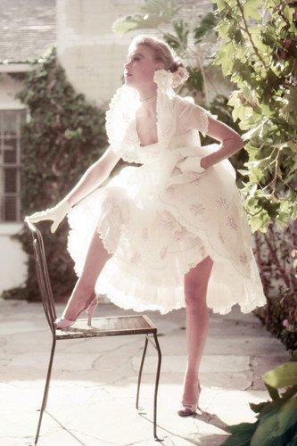Negozio 60x91cm 24x36inch Posa Splende Sole In Che Vera Abito Poster Bella Nostalgia Attraverso Bianco Ellen rx7qCrO