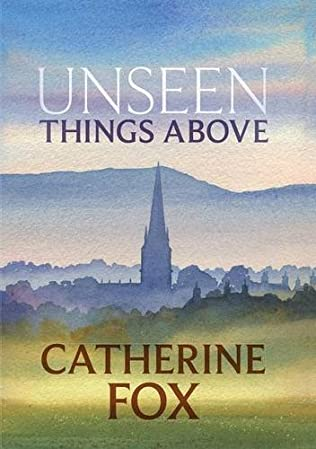 book cover of Unseen Things Above
