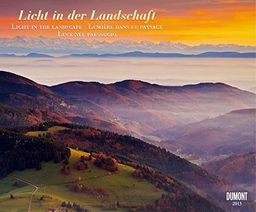 Licht in der Landschaft 2013/ Light in the Landscape / Lumiere dans le Paysage / Luce nel Paesaggio