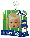 Team Sports America Kentucky Wildcats Official NCAA 5 inch x 5 inch Future Fan Photo Frame Christmas Ornament by Evergreen 167331