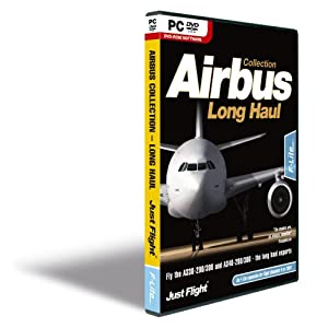Airbus Collection: Long Haul Expansion for MS Flight Simulator X/2004 - PC