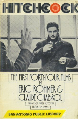 Hitchcock, the first forty-four films (Ungar film library)