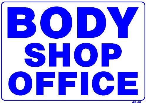 Body Shop Office 14