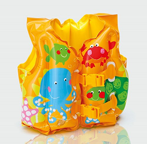 - INTEX Vest Swim Fun Fish 2-4yr Child