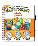 Flip'n'Check Dry Erase Activity Game, One Color, 01