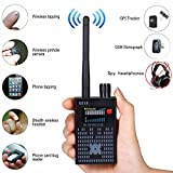 GF-LINK Bug Detector Anti Spy Amplification Signal Detector Spy Bug Camera Wireless Detectors GPS RF Scanner Finder