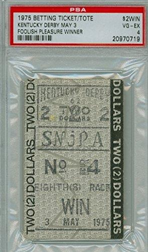kentucky derby ticket stub - 7